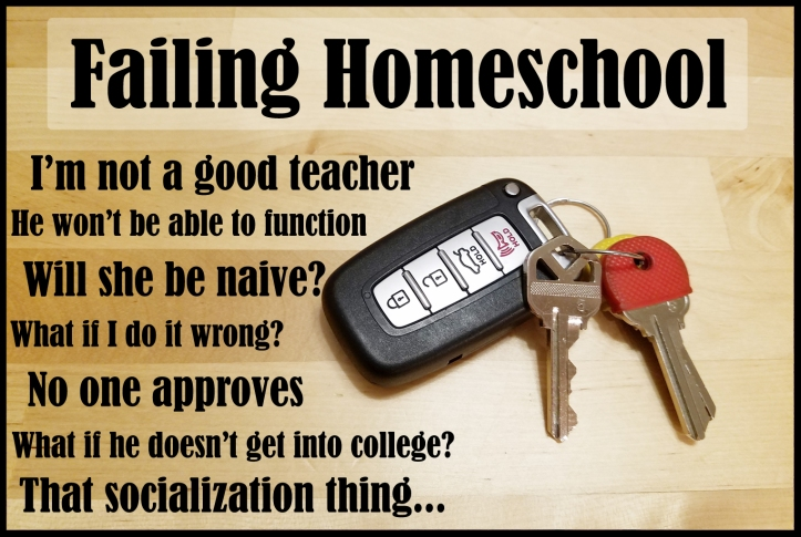 failing-homeschool